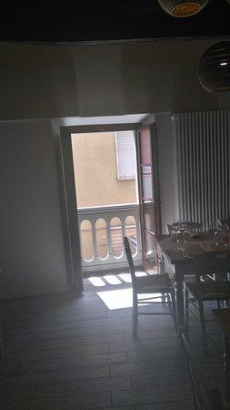 Acqualagna, Italien: Piano superiore