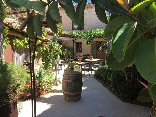 Sineu, Spain: Där vi åt vår frukost