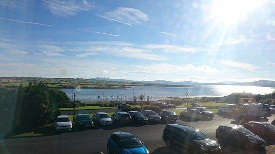 Belmullet, Irlandia: Actual sun!