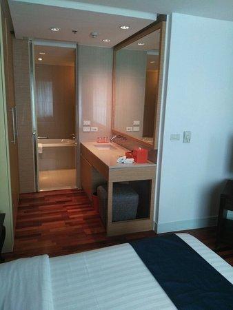 曼谷自然威樂酒店照片