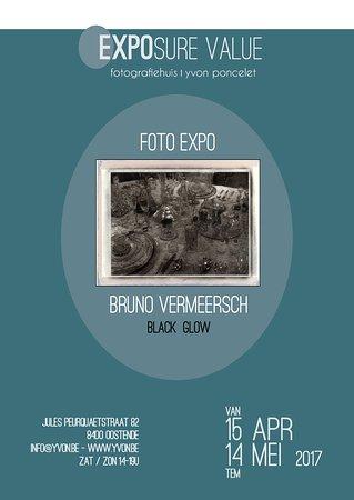 Exposure Value : van 15 apr tem 14 mei: Bruno Vermeersch 'Black Glow'