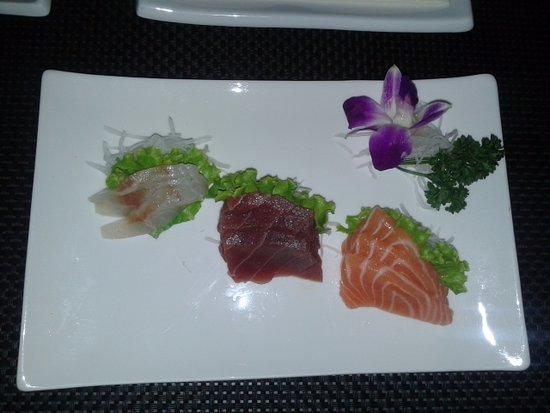 Сан-Джованни-Лупатото, Италия: sashimi