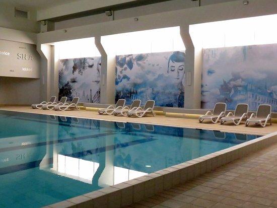 Centrum Szkoleniowo-Konferencyjne Falenty: Kompleks basenowy