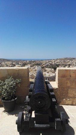 Vitória, Malta: canon