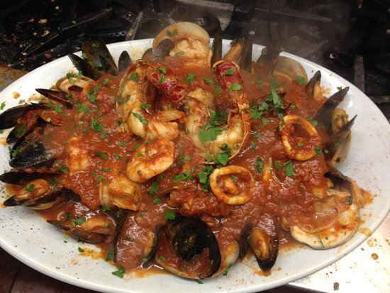 Middletown, NY: Seafood Italiano