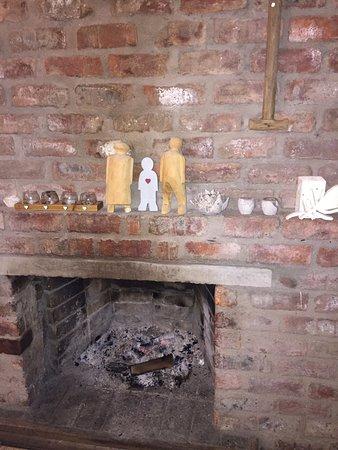Ceres, Sudáfrica: Oestafel Fireplace