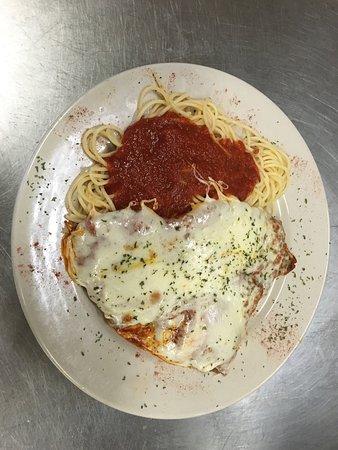 Middletown, estado de Nueva York: Veal Parmigiana