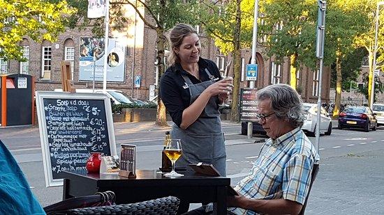 Woerden, Holland: Jana@work