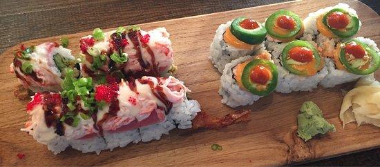 Bloomfield Hills, Μίσιγκαν: Sushi Hana