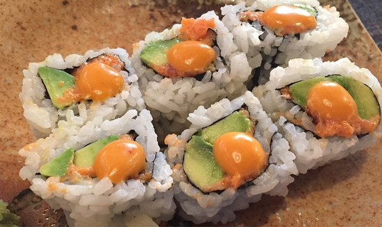 Bloomfield Hills, MI: Sushi Hana