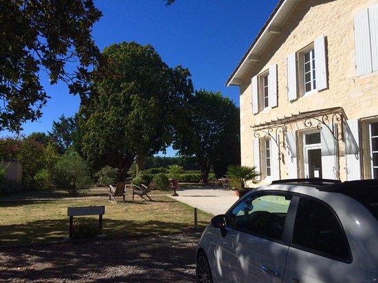 Vertheuil, Francia: Entrée du Domaine