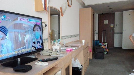 Toyoko Inn Narita Kuko: Habitación