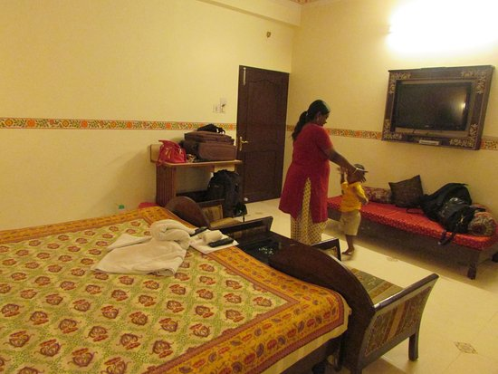 Sunder Palace Guest House: Super Deluxe Rom