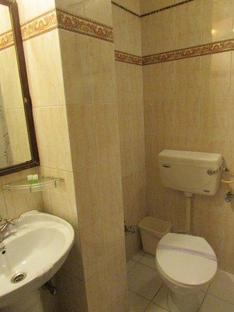 Sunder Palace Guest House: Bathroom