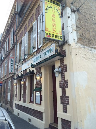 Charleville-Mezieres, France: China Town