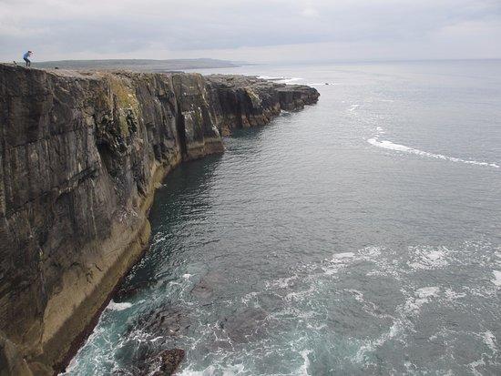 Ballyvaughan, Irland: Буррен, окрестности