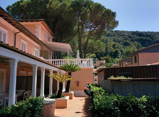 Residence Hotel Villa Mare: Villa Mare a Bagnaia