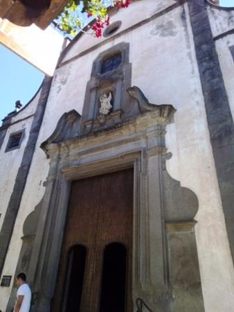 Rupit, Spain: Entrada