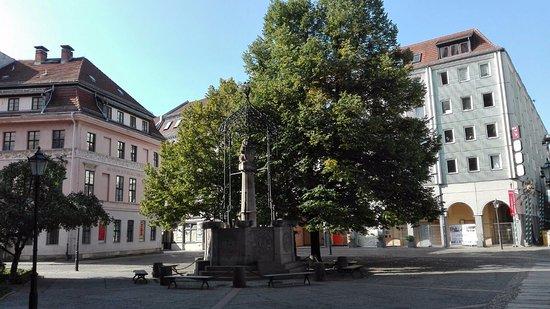 Wappenbrunnen