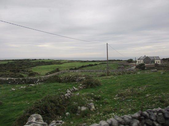 Ballyvaughan, Irlandia: Буррен, окрестности