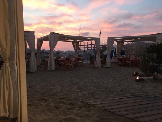 Ristorante Bagno Italia - Picture of Bagno Italia Restaurant, Marina ...