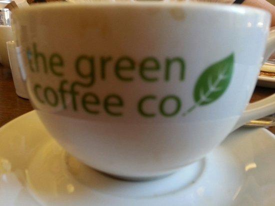 The Green Coffee Company: Coffee stop