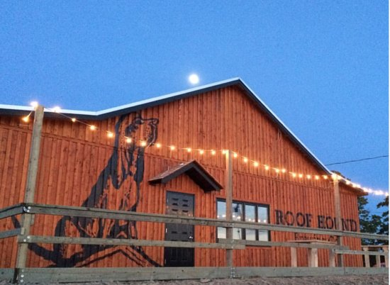 Digby, Canada: Roof Hound Brewing Company