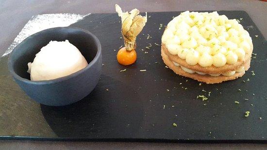 La Tronche, France : Enfin une tarte au citron qui change!