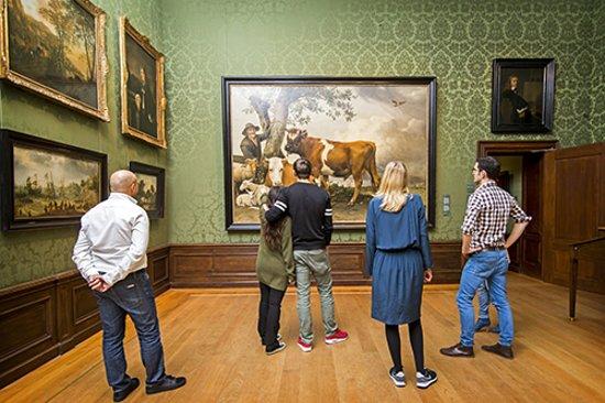 Niederlande: Mauritshuis-Museum-Den Haag