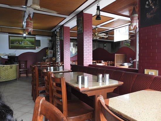 Dininig of Hotel India House