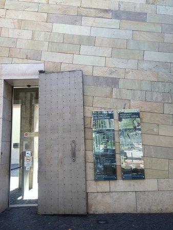 Holocaust Memorial Center: photo2.jpg