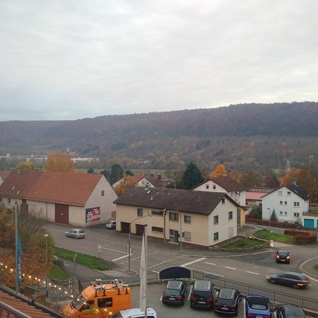 Bad Mergentheim, Alemania: view from the room