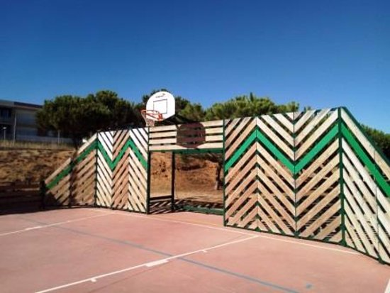 Montgat, España: Pista