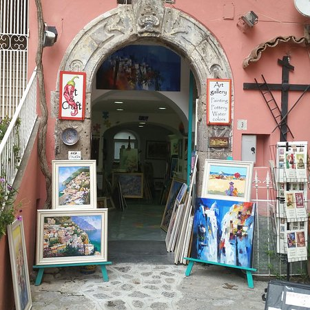 Art & Craft Gallery