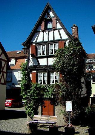 Haus Kickelhain in Mosbach