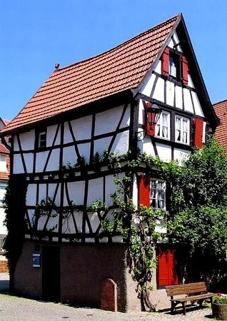 Mosbach, Germany: Haus Kickelhain