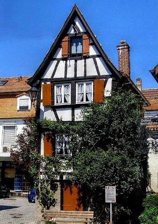 Mosbach, Deutschland: Haus Kickelhain