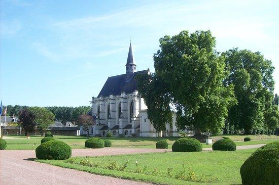 Château de Champigny-sur-Veude