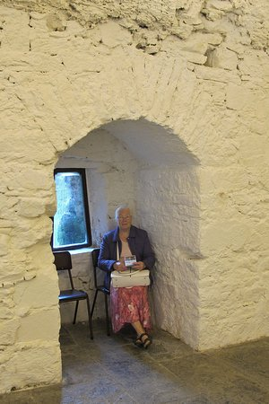 Alcove & window in Castle Wall. - Picture of Athenry Castle - Tripadvisor