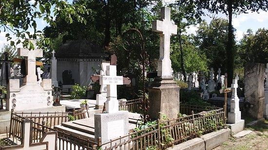 Bellu Cemetery : Bellu