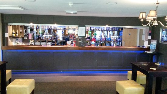 Lutterworth, UK: The Bar