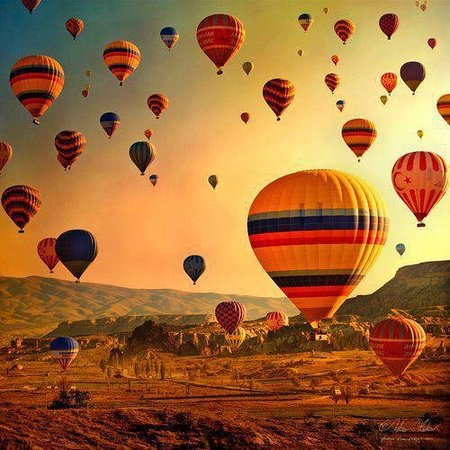 Hot Air Balloons in Cappadocia by Bonita Tour