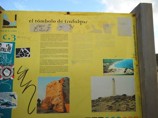 Zahora, Spain: Faro de Trafalgar