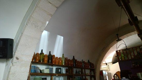 Il soffitto a botte picture of lenopolio rodi garganico