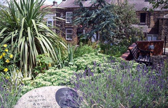Beryl Burton Gardens