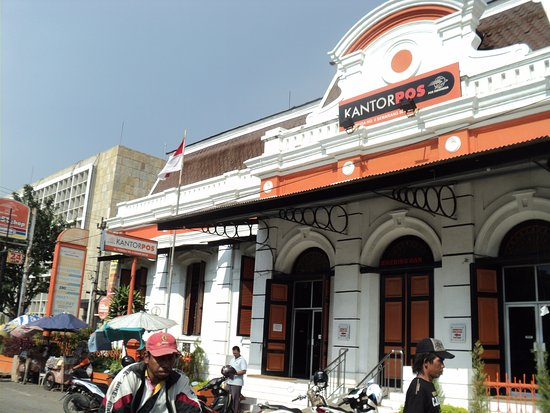 Old Semarang Post Office