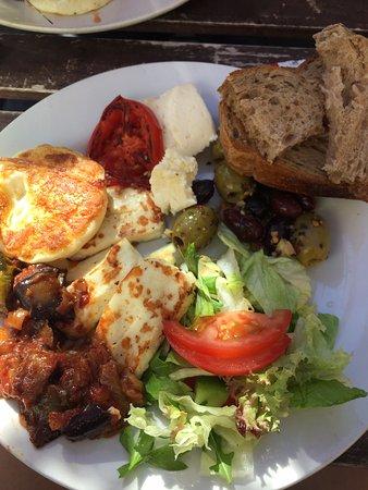 Circus: Mediterranean Breakfast