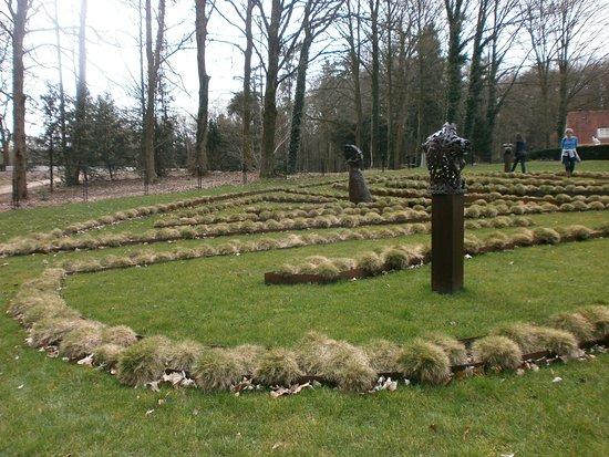 Oosterbeek, Hollanda: Het labyrint