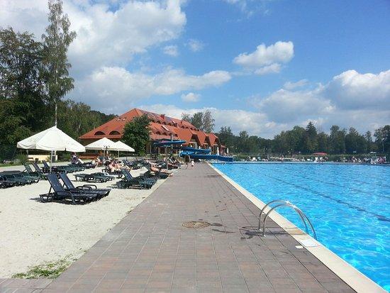 Jarnoltowek, بولندا: Zaginione Miasto Rosenau - Park Rozrywki