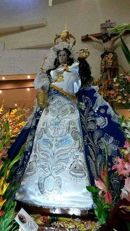 Quilca, Peru: Santuario de la Virgen de la Candelaria